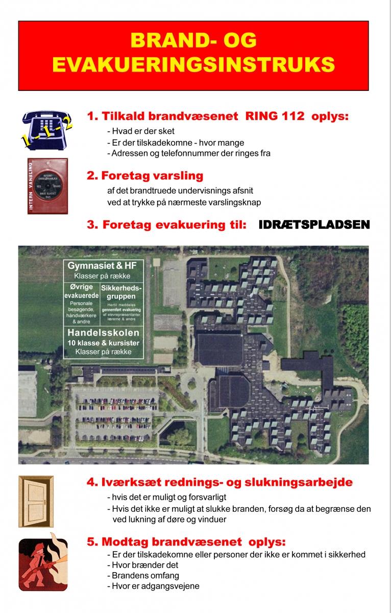 Evakueringsinstruks